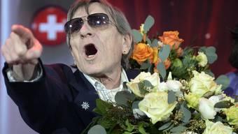 Polo Hofer wird Schweizer des Jahres 2016