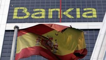 Spanien gibt Bankia eine Kapitalspritze von 4,5 Milliarden Euro