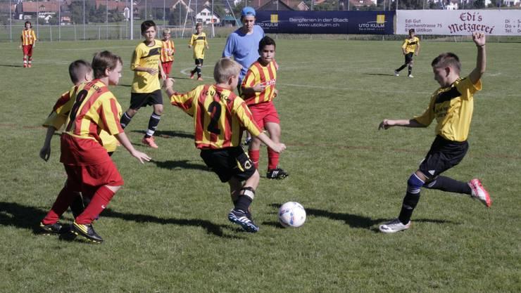 Die Uitikoner Junioren dürfen sich auf eine Erweiterung der Sportanlagen Sürenloh freuen.
