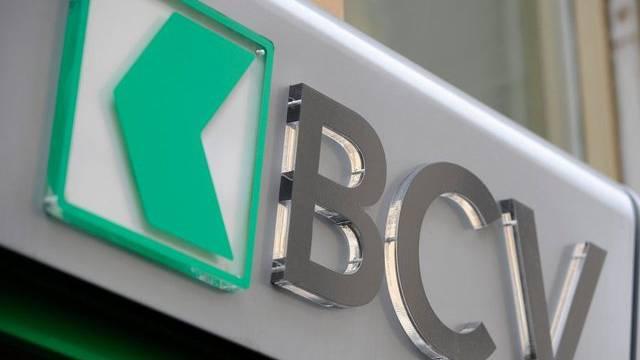 Die Waadtländer Kantonalbank ist zufrieden mit ihrem Halbjahresergebnis