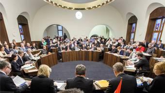 Am 7. März entscheidet der Kantonsrat an einer Sondersession über die Steuervorlage des Regierungsrats.