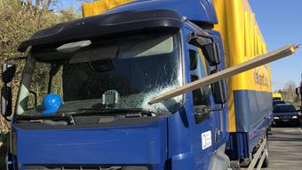 Verkehrsunfall in Aesch.
