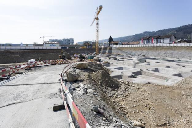 Das Projekt sieht unter anderem 195 Wohnungen und ein Multiplex-Kino mit zehn Sälen vor