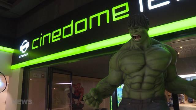 Mit Cinedome gegen das Aussterben der Kinos