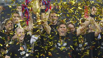 Die bz unterzieht das FC Basel Meisterteam dem Leistungscheck: 25, Individualisten, vereint zu einem harmonischen und erfolgreichen Gefüge