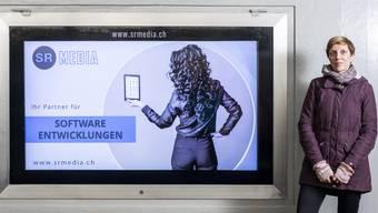 «Nur aufs Körperteil reduziert» – Shira Lüthi will, dass diese Werbung entfernt wird.