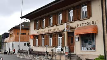 Das Restaurant Eintracht Holderbank steht zum Verkauf.