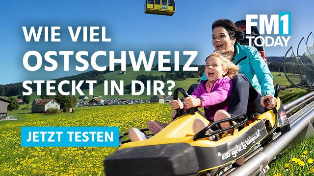 Teilnahmebedingungen - Wie viel Ostschweiz steckt in dir?