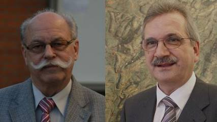 Paul Studer und René Rey
