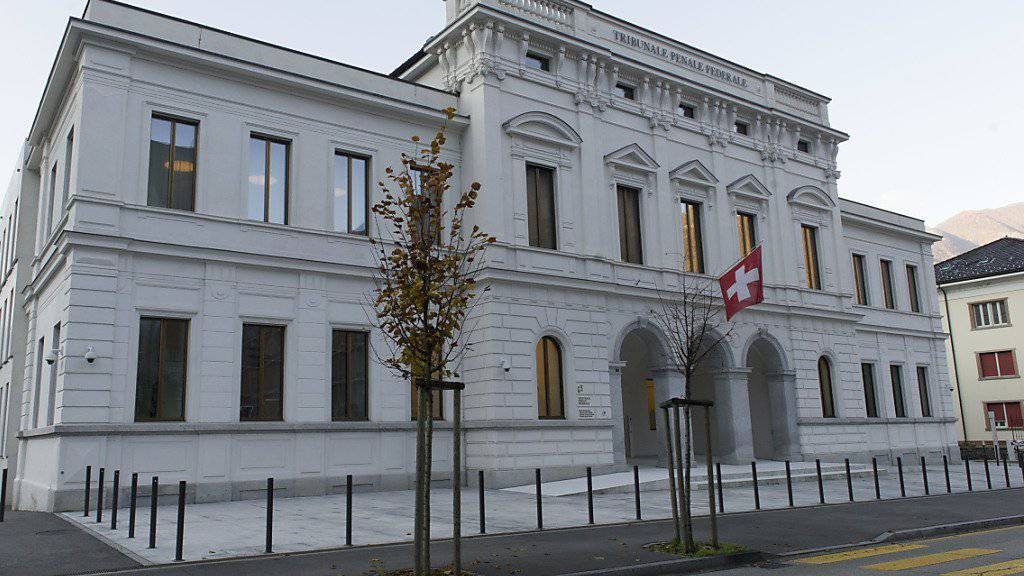 Das Bundesstrafgericht in Bellinzona muss die Rolle, die ein mutmasslicher Finanzberater für die Mafia tatsächlich spielte, ergründen. (Archivbild)