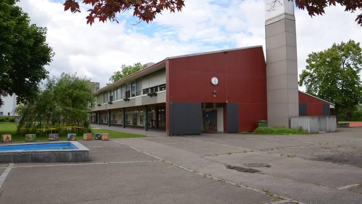 Die Schulraumplanung wird Windisch noch über Jahre beschäftigen. Die maroden Gebäude müssen saniert oder ersetzt werden.