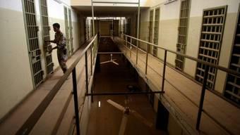 Gefängnis Abu Ghraib, Ort von Demütigungen und Folter (Archiv)