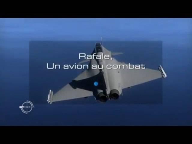 Der Rafale-Jet vorgestellt – in einem Video des französischen Verteidigungsministeriums.