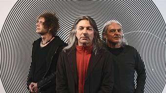 The Young Gods sind wieder zum Trio geschrumpft.Mehdi Benkler