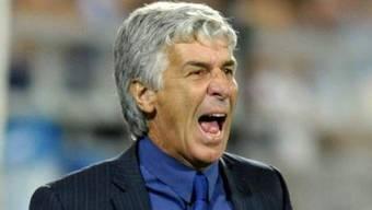 Gasperini: Nicht mehr Trainer von Inter