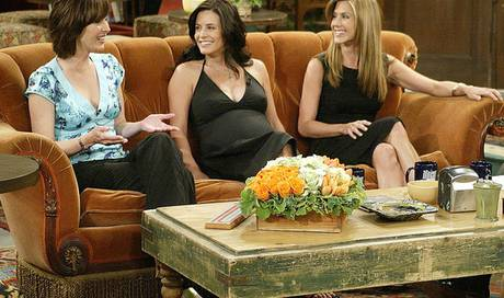 Jennifer Aniston Friends Frisur