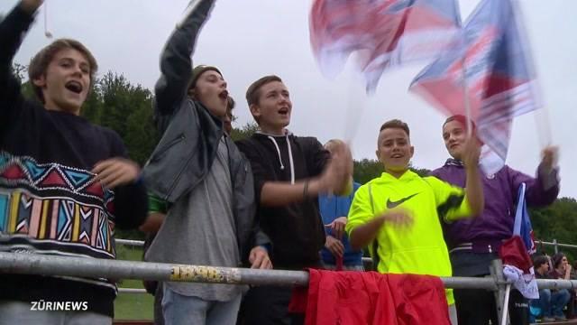 Historischer Tag für den FC Hausen am Albis