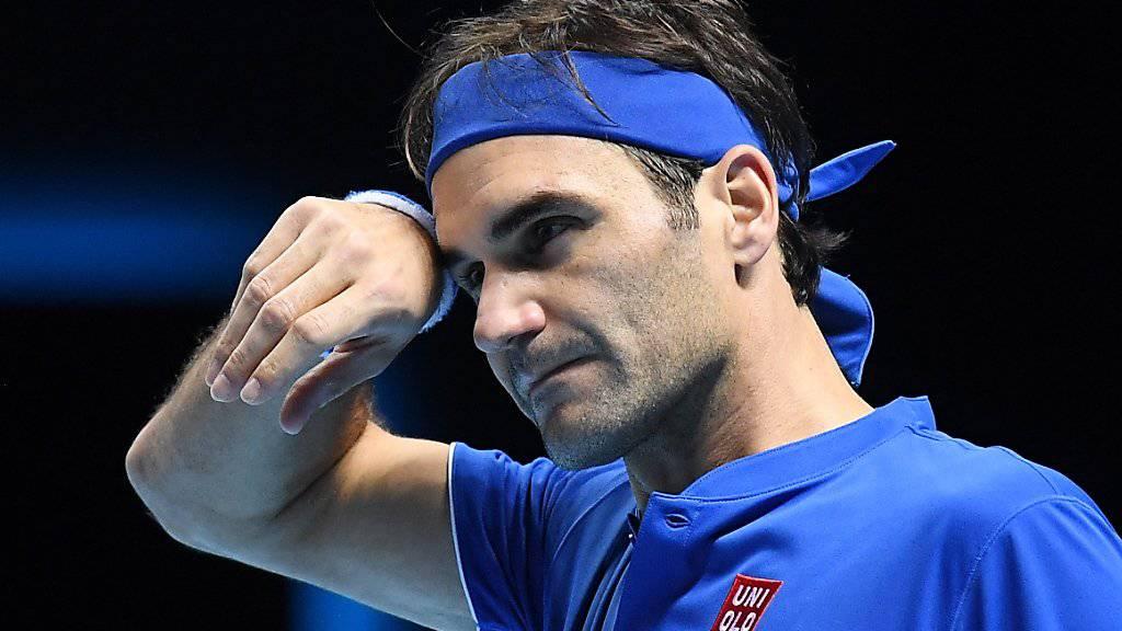 Ohne zu spielen seine Position verbessert: Roger Federer