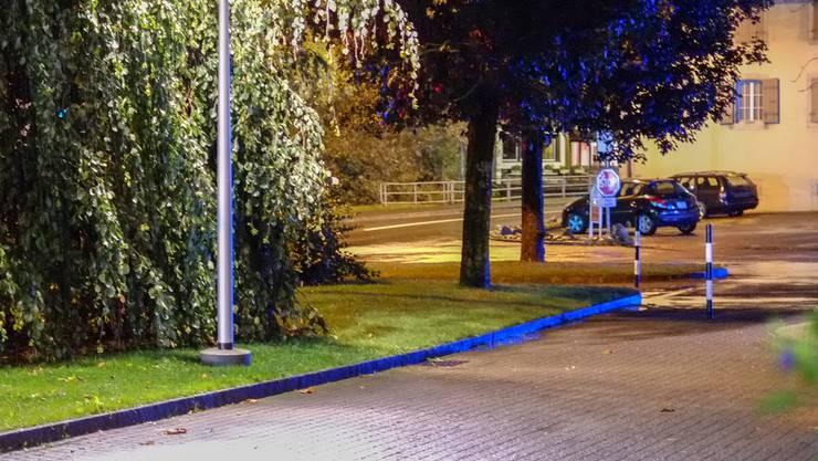 Der Gemeindehausplatz in Menziken soll neugestaltet werden.