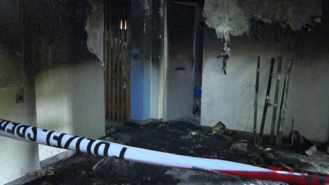 Wohnblock-Brand: Wie fühlen sich die Bewohner?