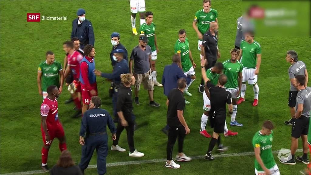 Rassismus-Eklat: Verfahren gegen FCSG nach Spiel gegen Sion