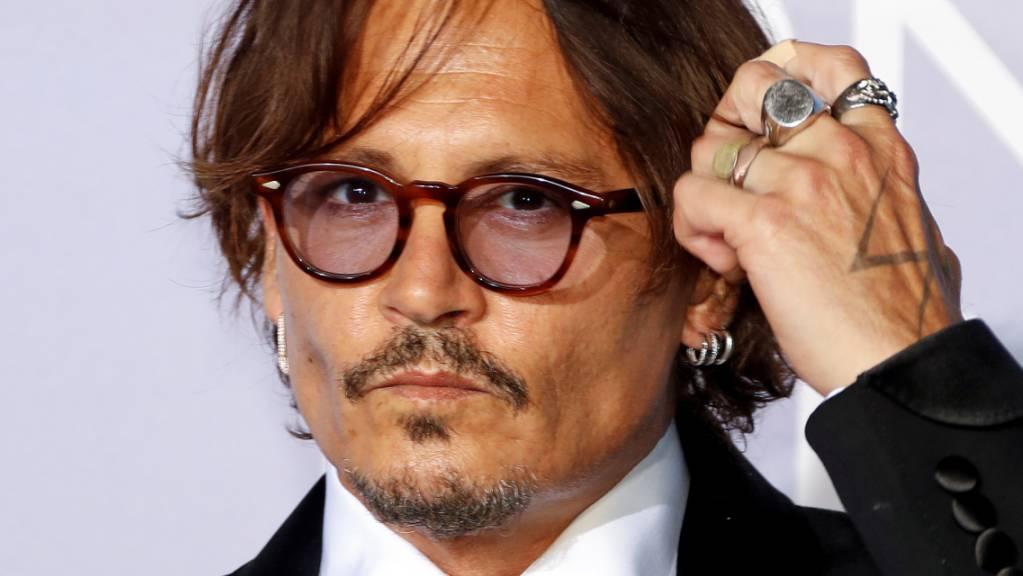 Der «Fluch der Karibik»-Star Johnny Depp übernimmt die Hauptrolle im Sozialdrama «Minamata», das in der Oscar-Saison 2021 in die Kinos kommen soll. (Archivbild)