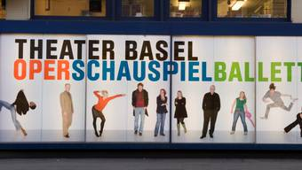 Das Theater Basel mit seinen Sparten Oper, Schauspiel und Ballett.