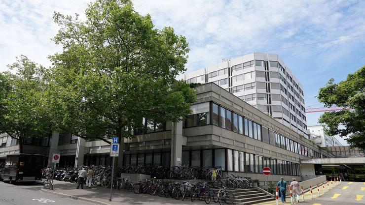 Das Universitätsspital Basel