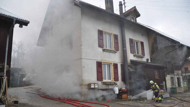 Brand in Nuglar