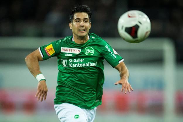 Der Spanier Victor Ruiz ist bester Assistgeber der Super League.