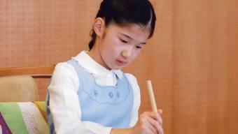 Aiko hatte 39 Grad Fieber; jetzt wissen Ärzte und Eltern auch, warum (Archiv)