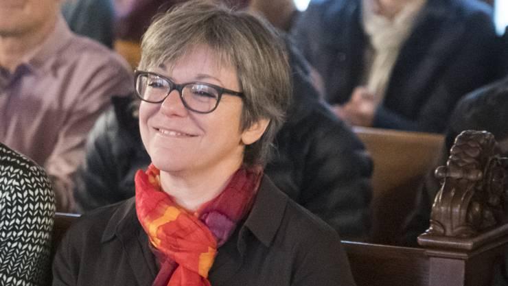 Regula Dell'Anno (SP) wurde als Frau Vizeammann gewählt