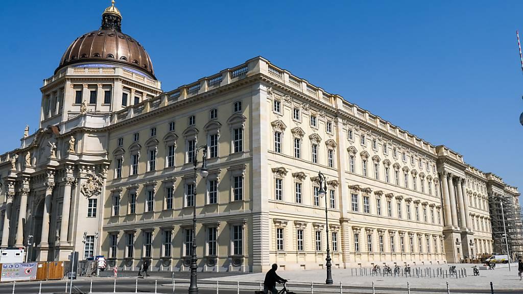 Berliner Humboldt Forum öffnet am 20. Juli erstmal seine Türen
