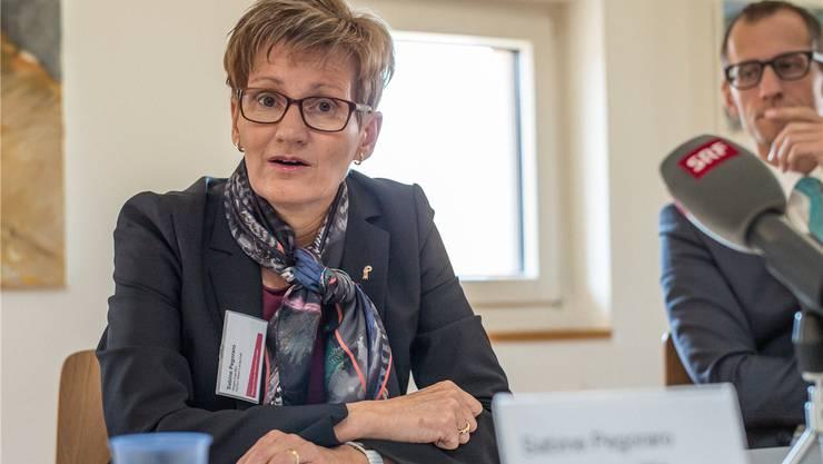 Sabine Pegoraro.