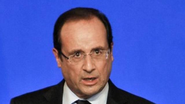 Frankreichs Präsident François Hollande (Archiv)
