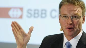 SBB-Chef Andreas Meyer