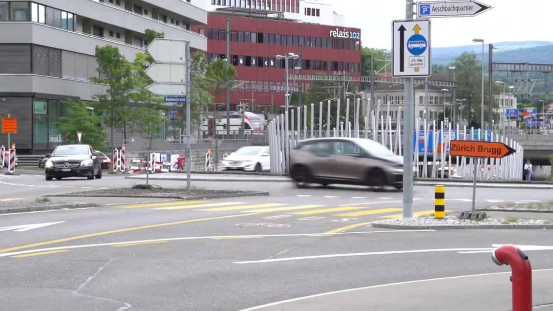 Wo es bei Kreuzplatz und Gaiskreisel am Mittag staut – und wo nicht