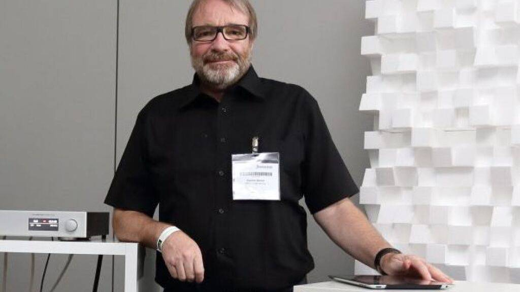 Schweizer Elektroingenieur gewinnt Technical Grammy 2021