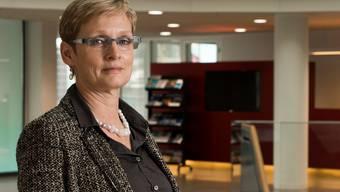 «Es reizt mich, Jungunternehmer mit Ideen an den Markt zu bringen», sagt Technopark-Geschäftsführerin Christina Loosli Thoenen. Alex Spichale
