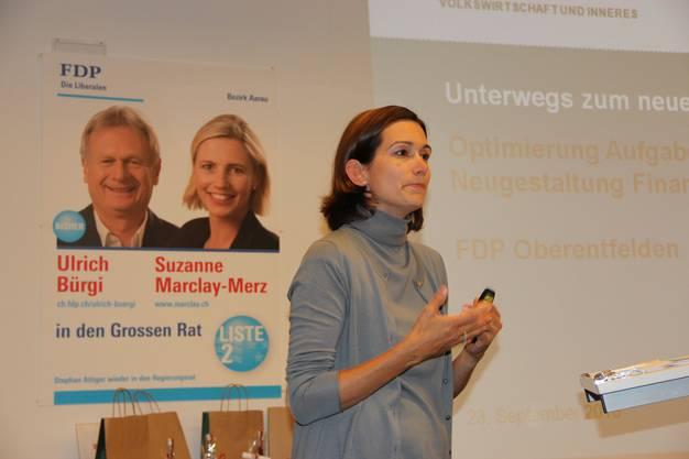 Maja Riniker (FDP)