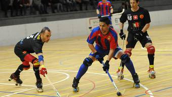 RHC Basel verliert gegen Diessbach.