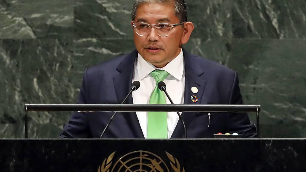 Myanmar: Asean-Sondergesandter fordert Waffenruhe
