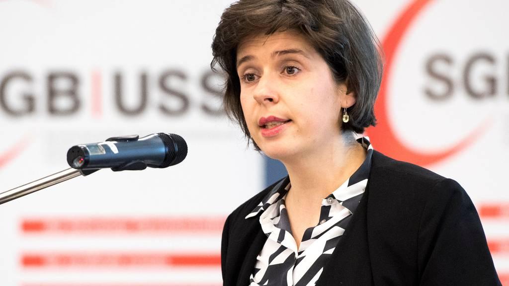 Mitarbeiterin von Alain Berset wird neue Direktorin der Pensionskasse des Bundes