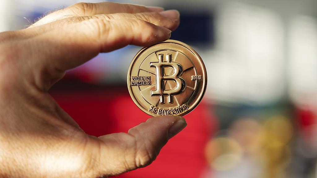 Crash bei Bitcoin und Co setzt Wall Street zu