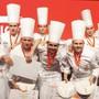 Die Schweizer Junioren-Kochmannschaft ist Vize-Weltmeister 2018
