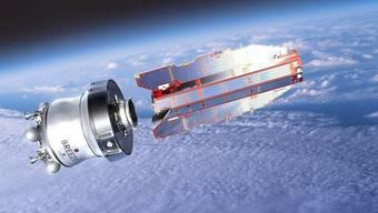 """Mission beendet: """"GOCE"""" dürfte in der Erdatmosphäre verglühen"""
