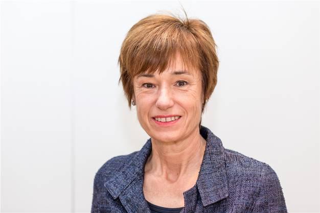 Im Gespräch: CVP-Nationalrätin Ruth Humbel.