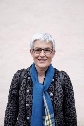 Esther Gebhard-Schöni, Möriken-Wildegg, EVP-Grossrätin, Unternehmerin mit sozialem Auftrag