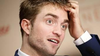 """Der 33-jährige Schauspieler Robert Pattinson soll der neue Darsteller von """"Batman"""" werden. (Archivbild)"""