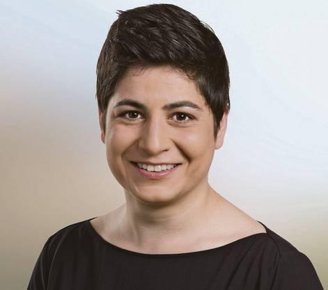 Die Aarauerin ist Regionalleiterin des VPOD Aargau Solothurn.